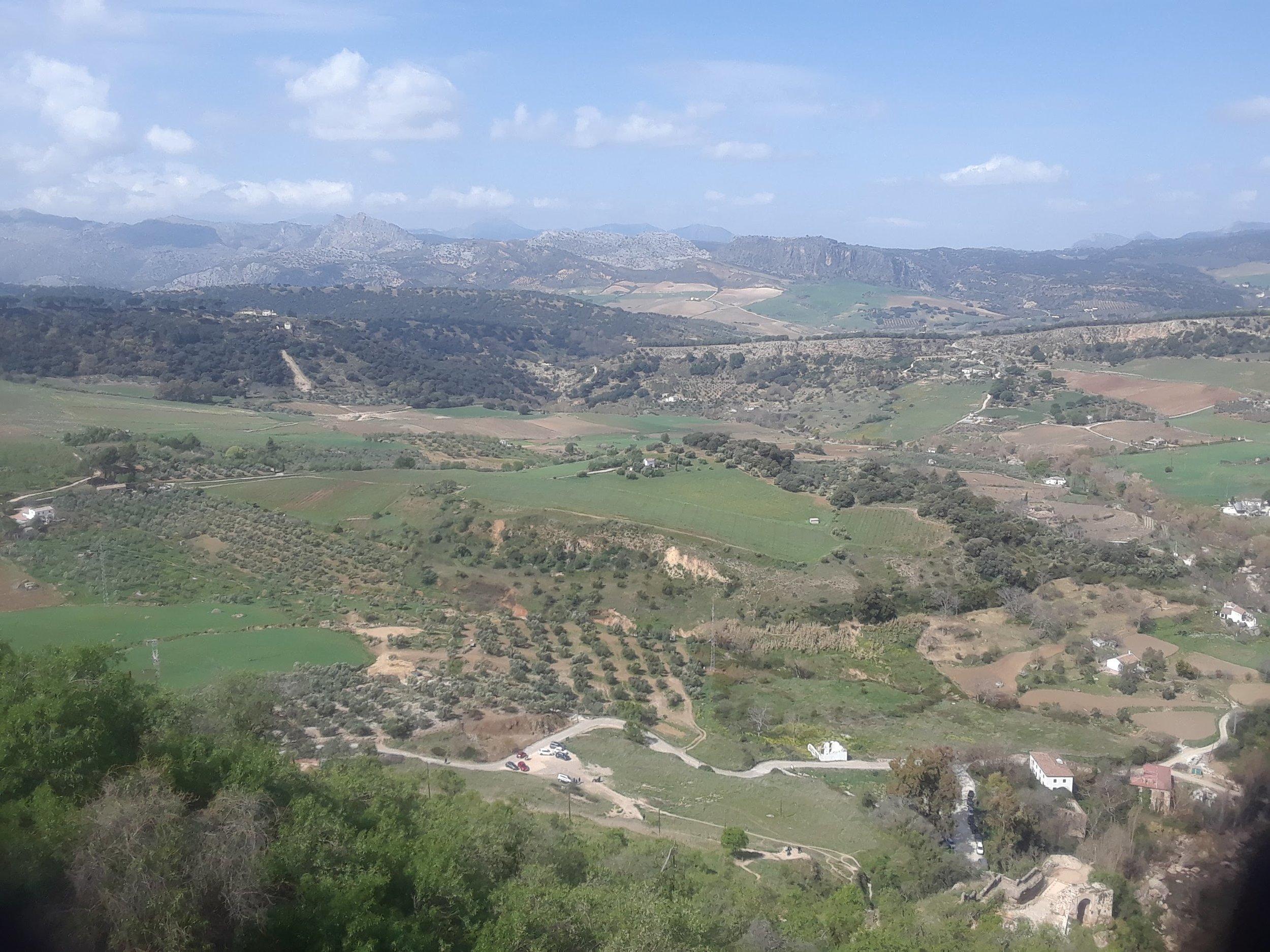 Views of Ronda