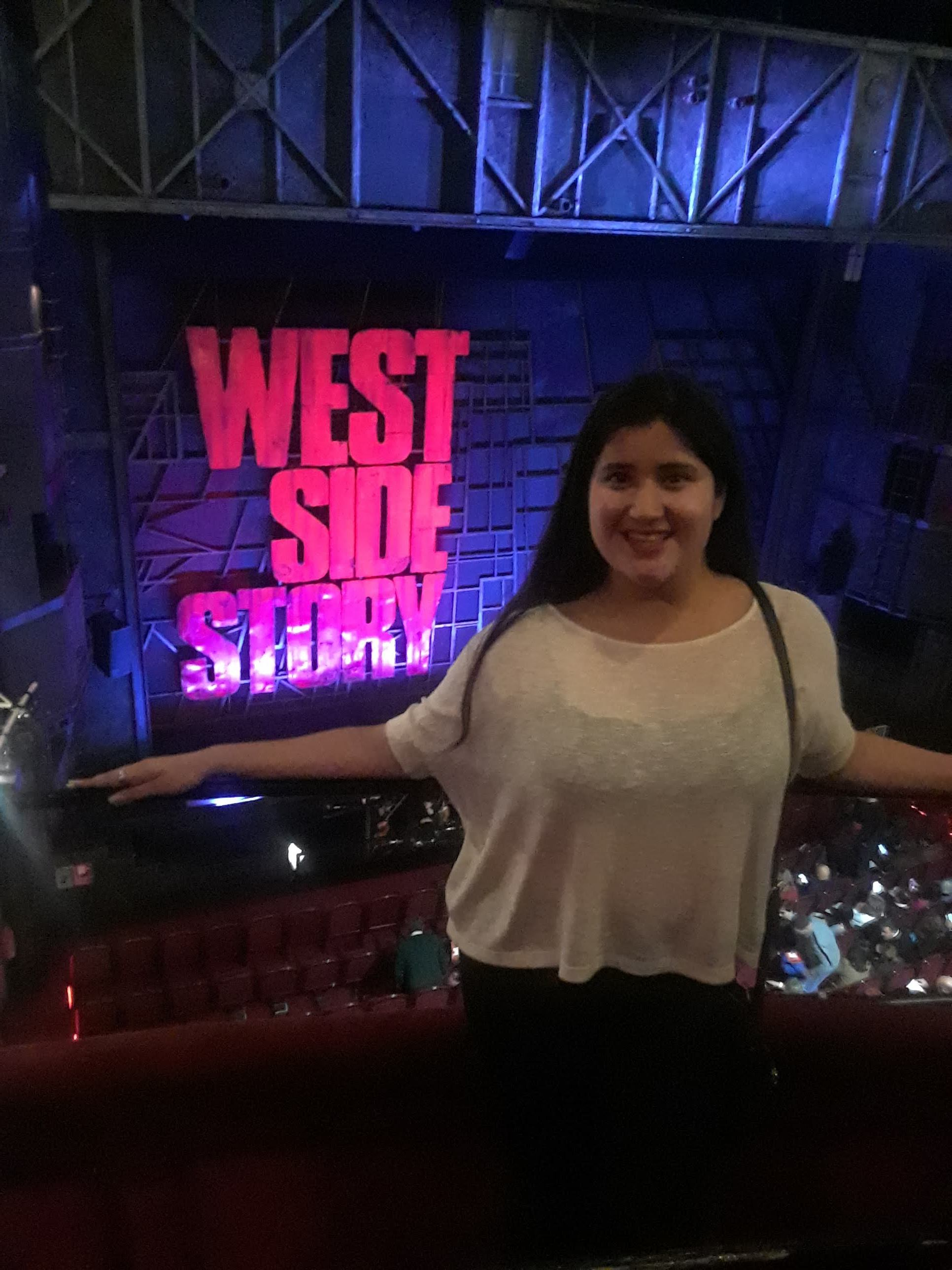 West Side Story at the Teatro Calderón