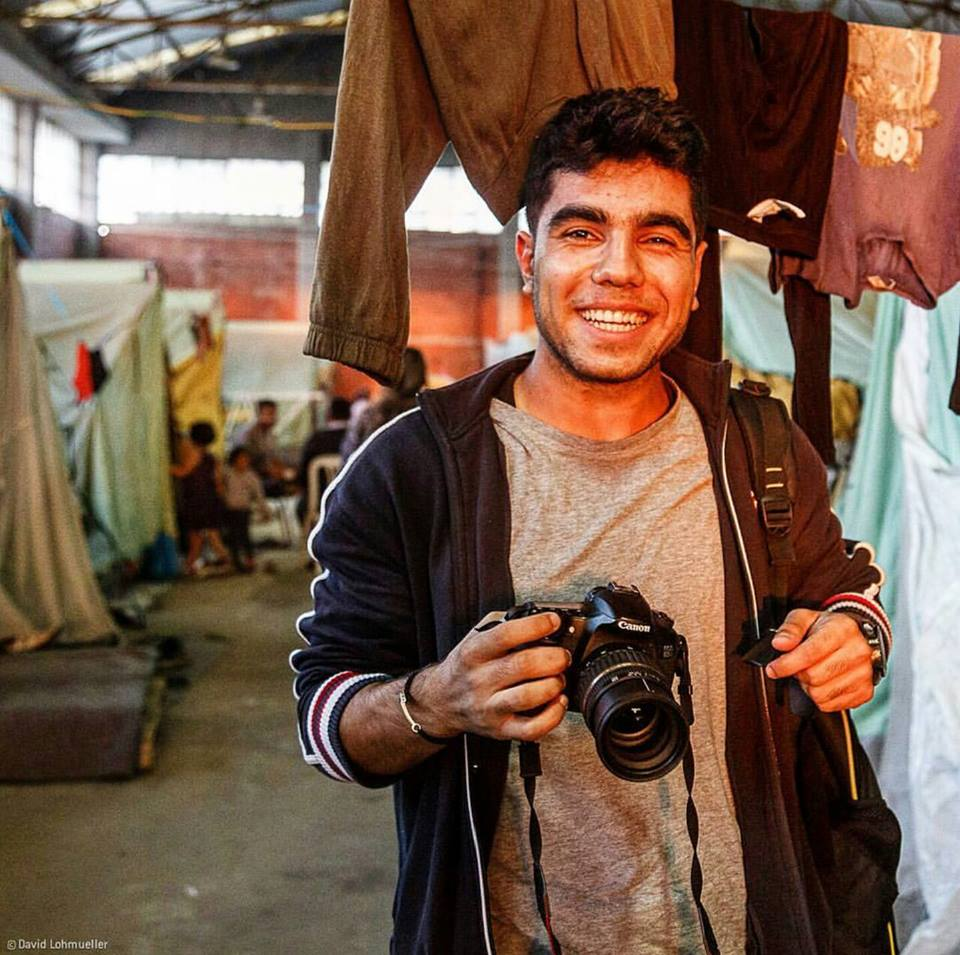Syrian Photographer