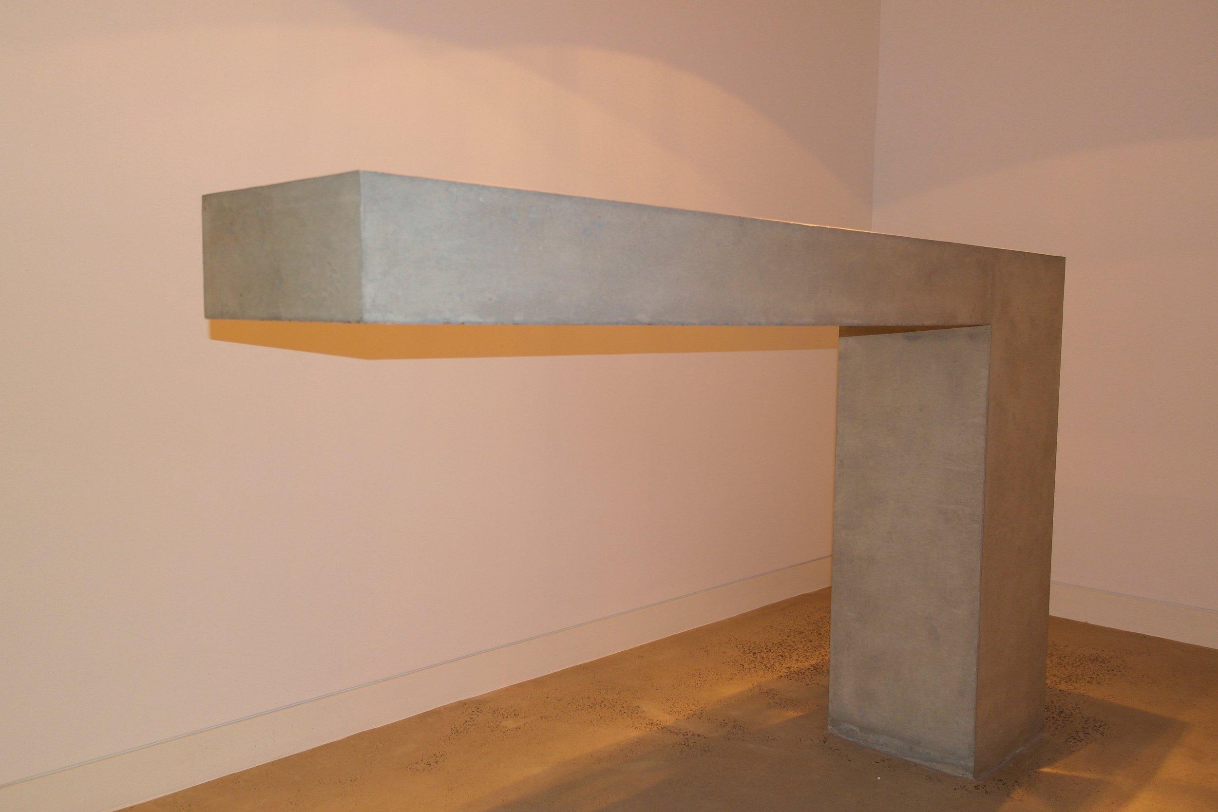 Vaucluse - Wine cellar tasting bench