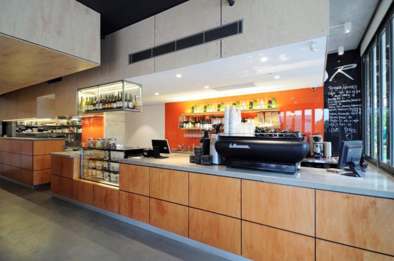 Renegades Cafe