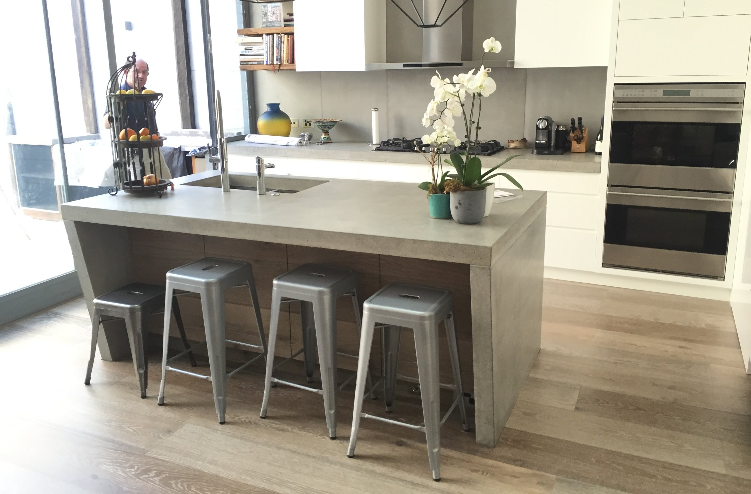Woollahra - Kitchen and splashback