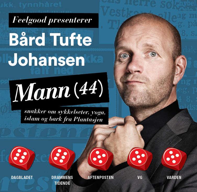 Bård Tufte Johansen - Mann (44)