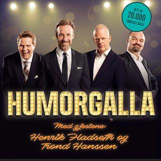 Humorgalla 2017