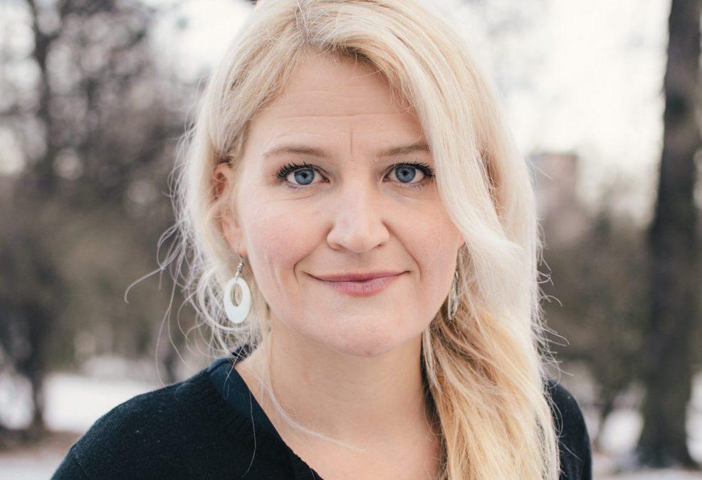 Liv Gulbrandsen. Foto: Stine Friis Hals, Aschehoug