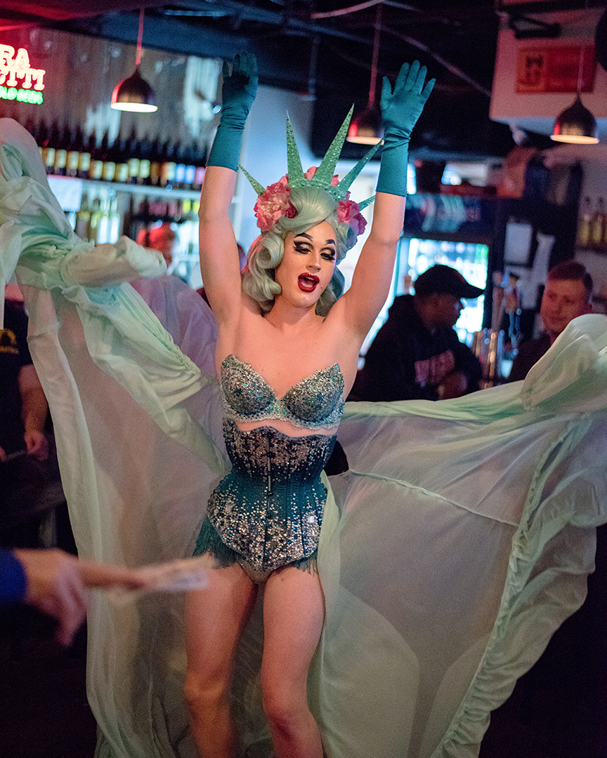 Drag at Trinacria Cafe Baltimore by Keith M29.jpg