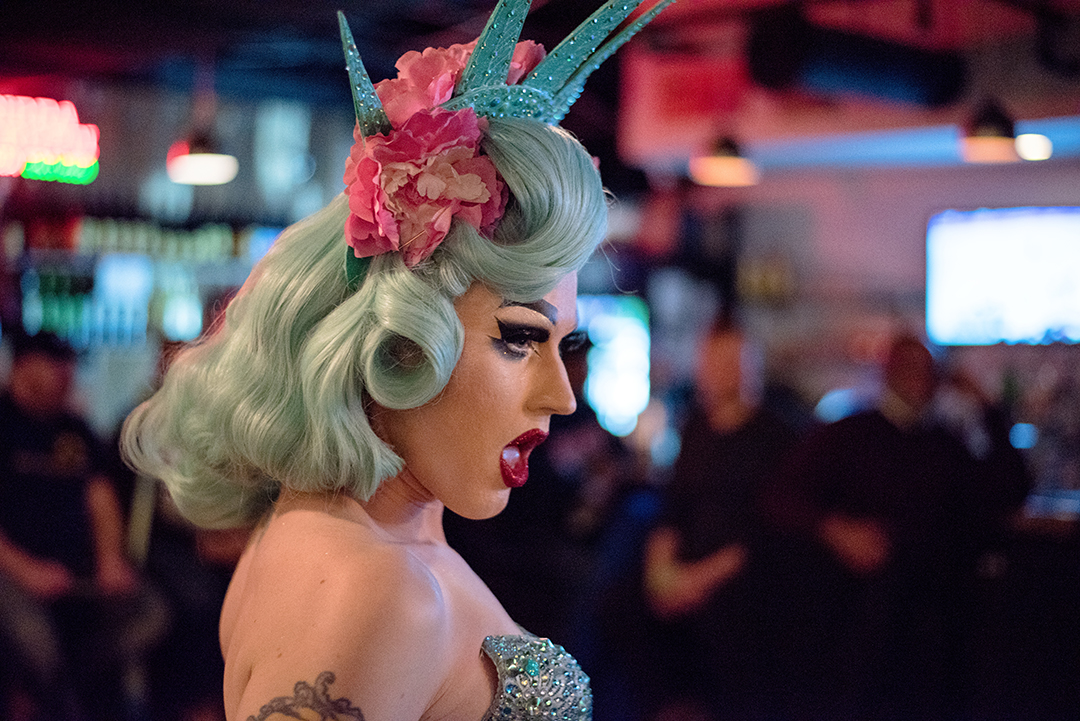 Drag at Trinacria Cafe Baltimore by Keith M31.jpg