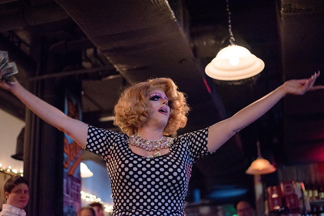 Drag at Trinacria Cafe Baltimore by Keith M42.jpg