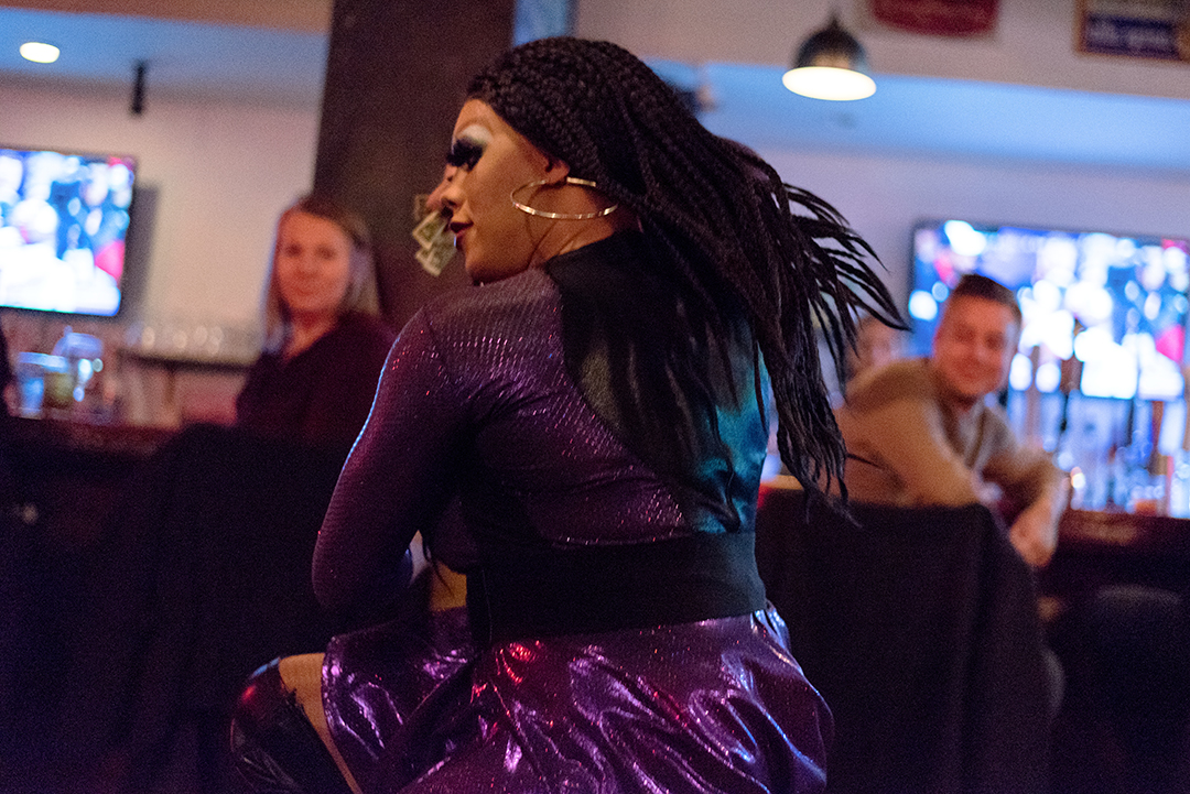 Drag at Trinacria Cafe Baltimore by Keith M49.jpg