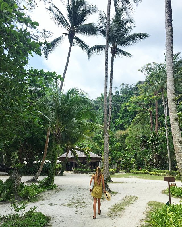 Off to Malaysia today ✈️ for the annual Chapmans Challenge at @pangkorlautresort 🌴 Love this trip! Although I'll be a little slower this year @ytlhotels