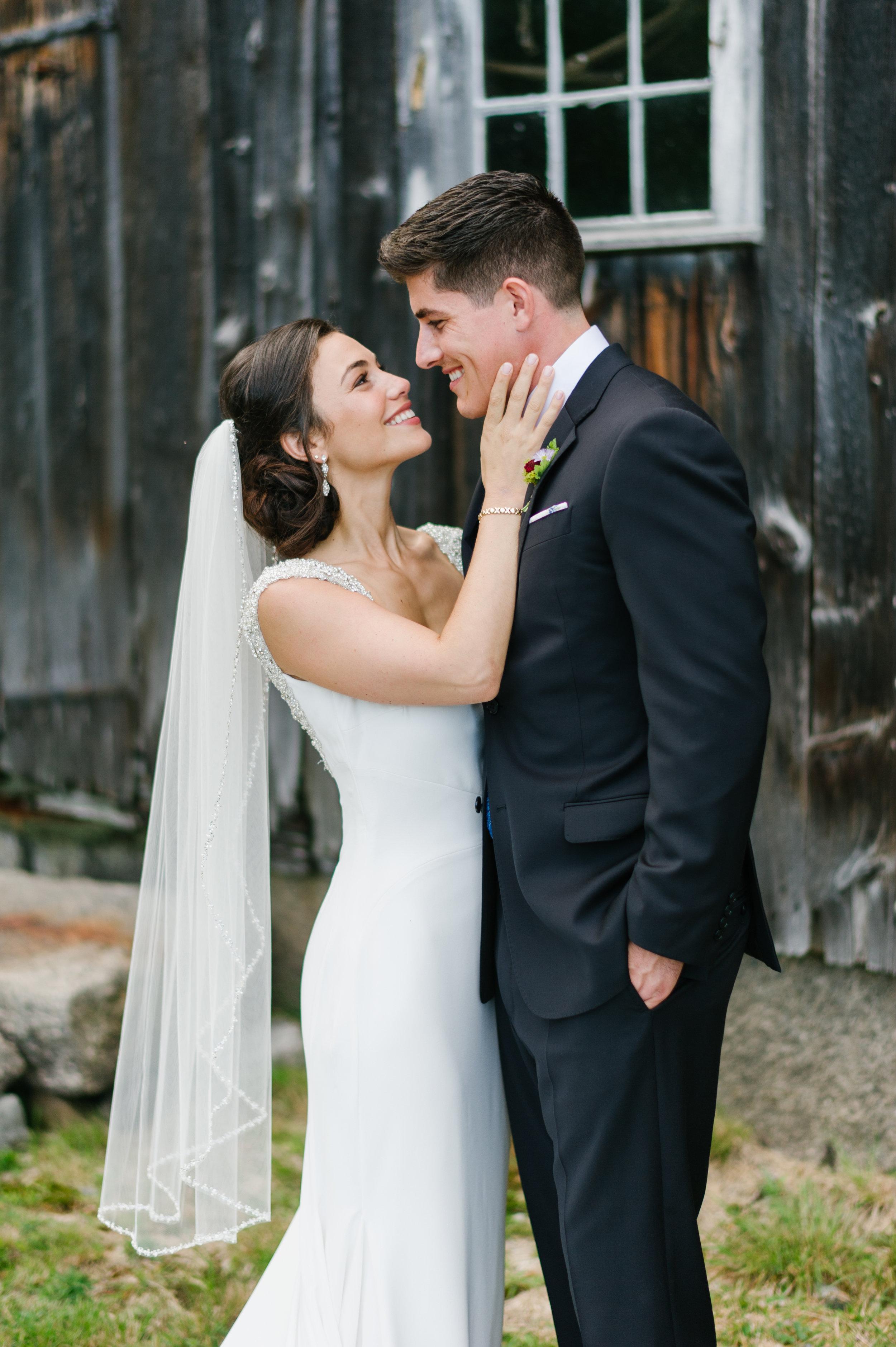 Rachel Buckley Weddings Amanda McCarthy Beauty