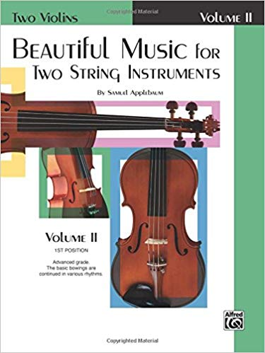 Beautiful Music for Two Violins, Vol. 2