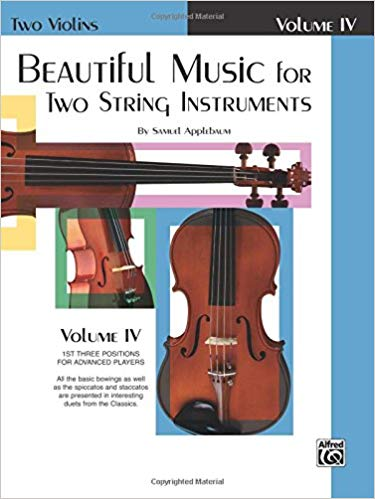 Beautiful Music for Two Violins, Vol. 4