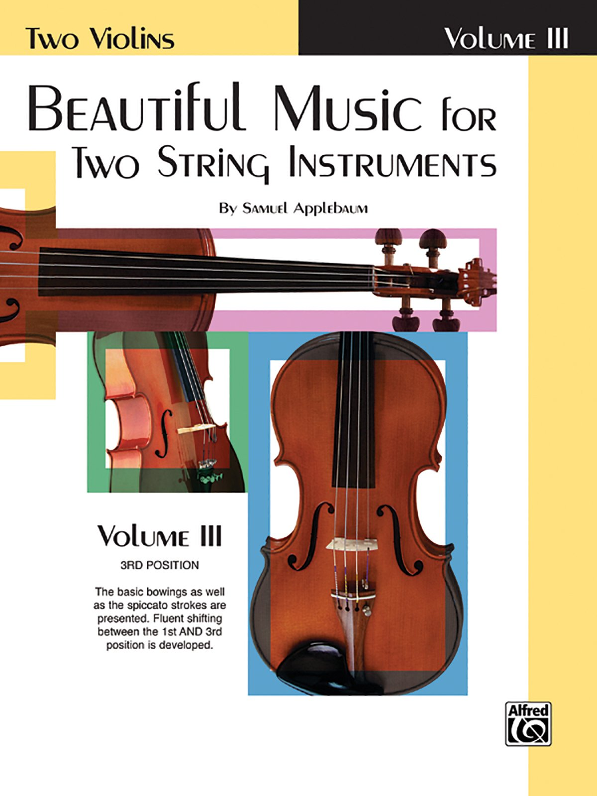 Beautiful Music for Two Violins, Vol. 3
