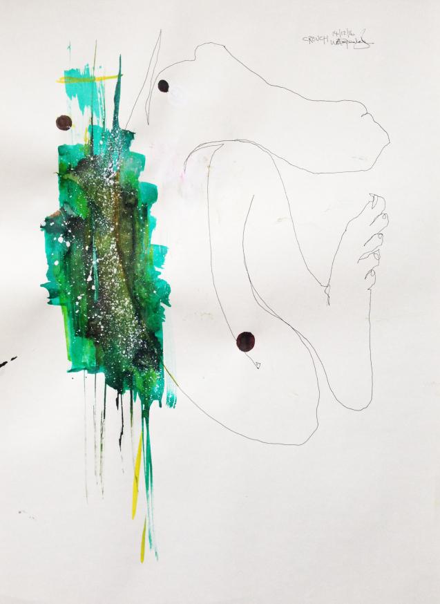 #artforaleppo – Artists Auctioning Art Online for Syria wendy ann greenhalgh 2
