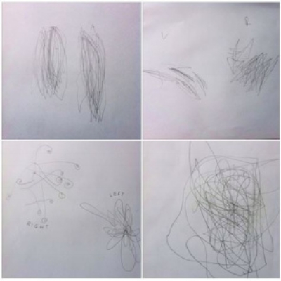 mindful drawing comparing wendy ann greenhalgh