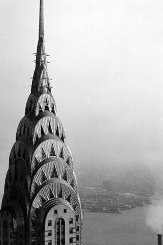 Aron Rose Manhattan Spring14 Inspiration: Chrysler building / Art Deco NY