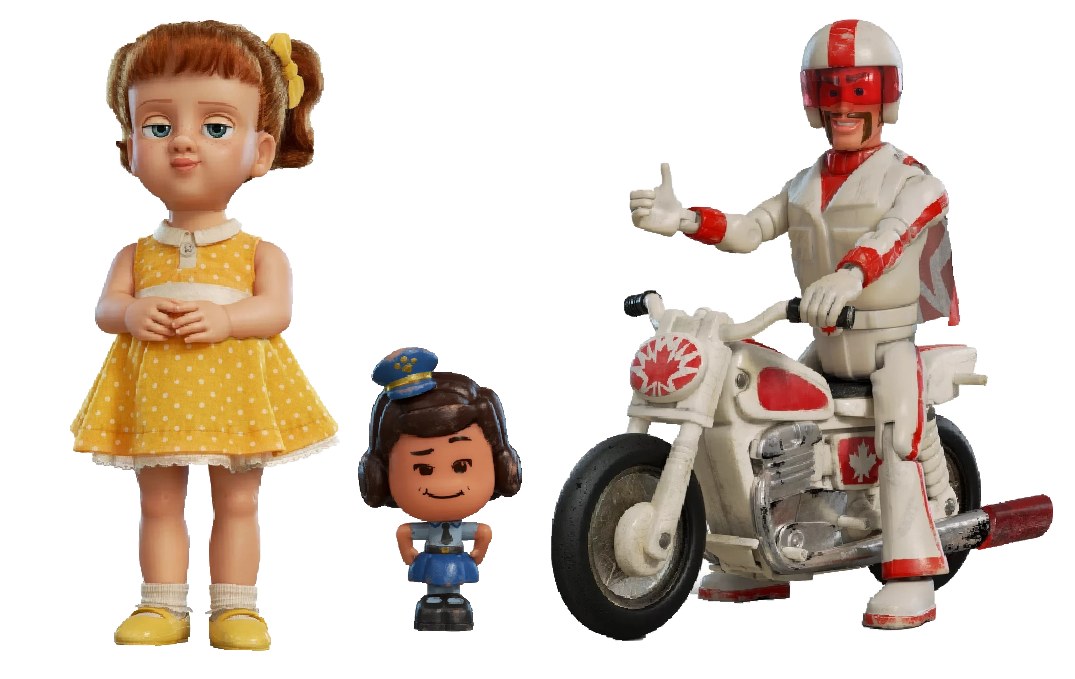 Toy Story 4 Spills It On Some New Characters Including The Villain Snipes N Snarfblatts