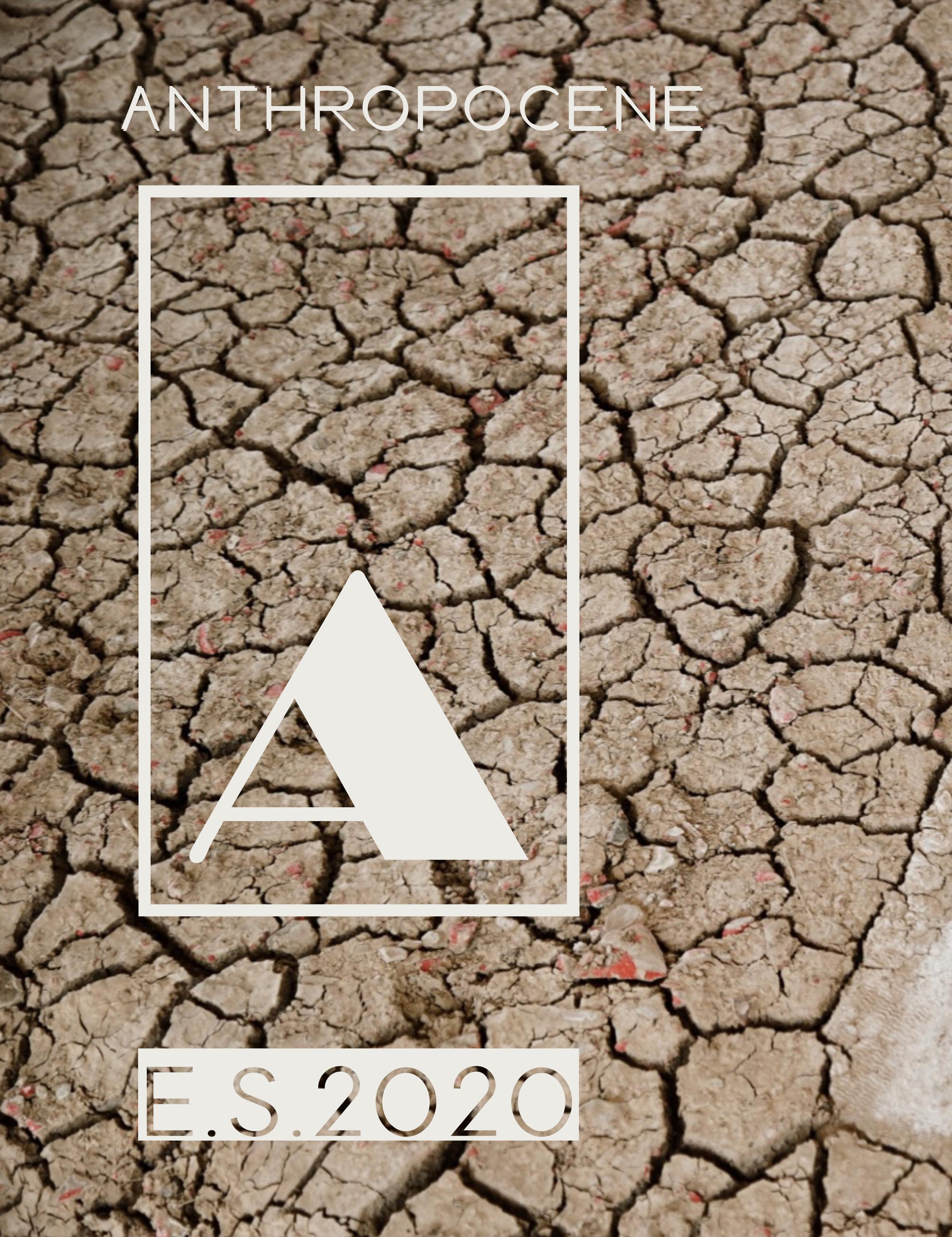 E.S.2020 Anthropocene Courtney Barriger