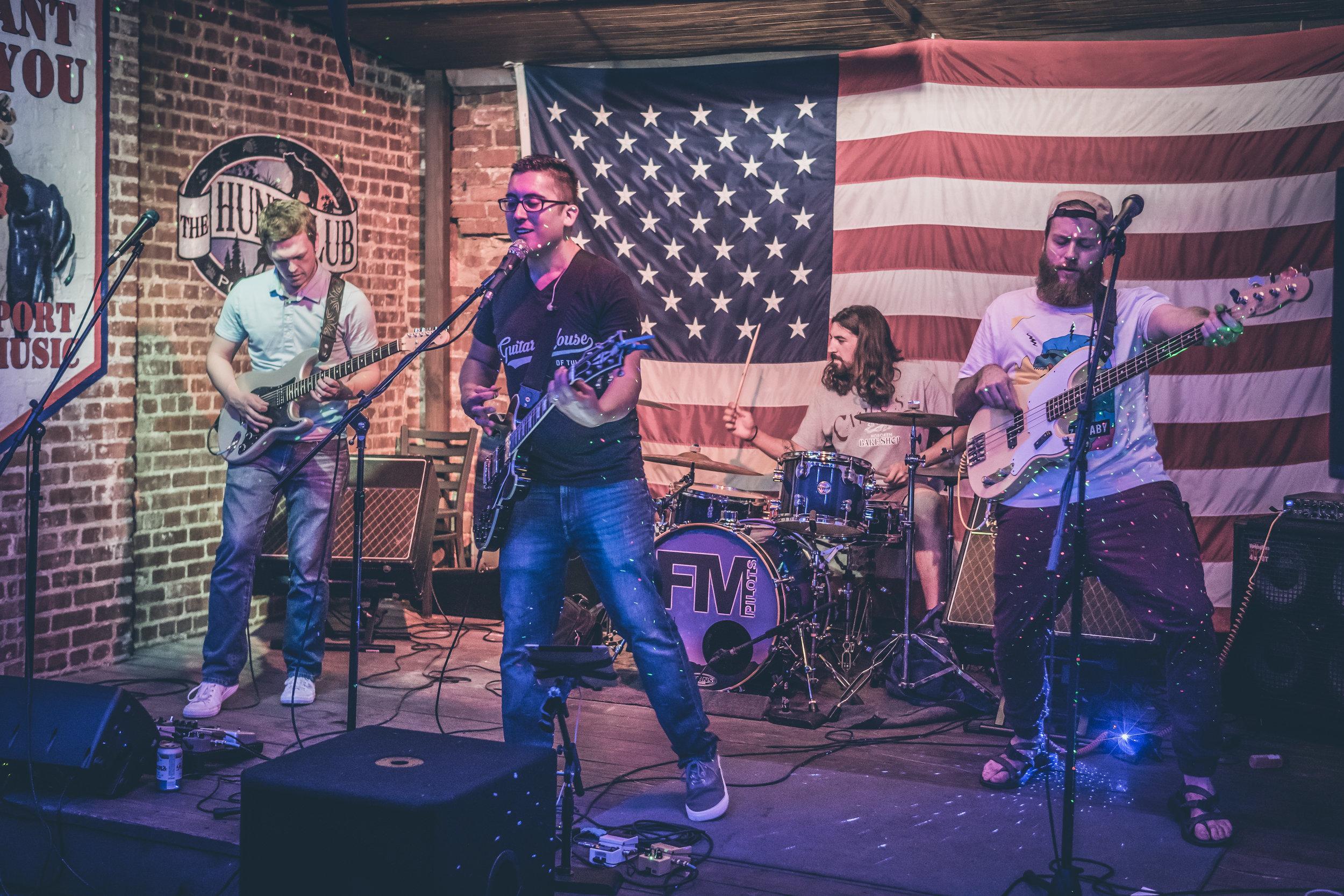 FM Pilots - Tulsa Rock Band - The Hunt Club Tulsa, OK 061016-6.jpg