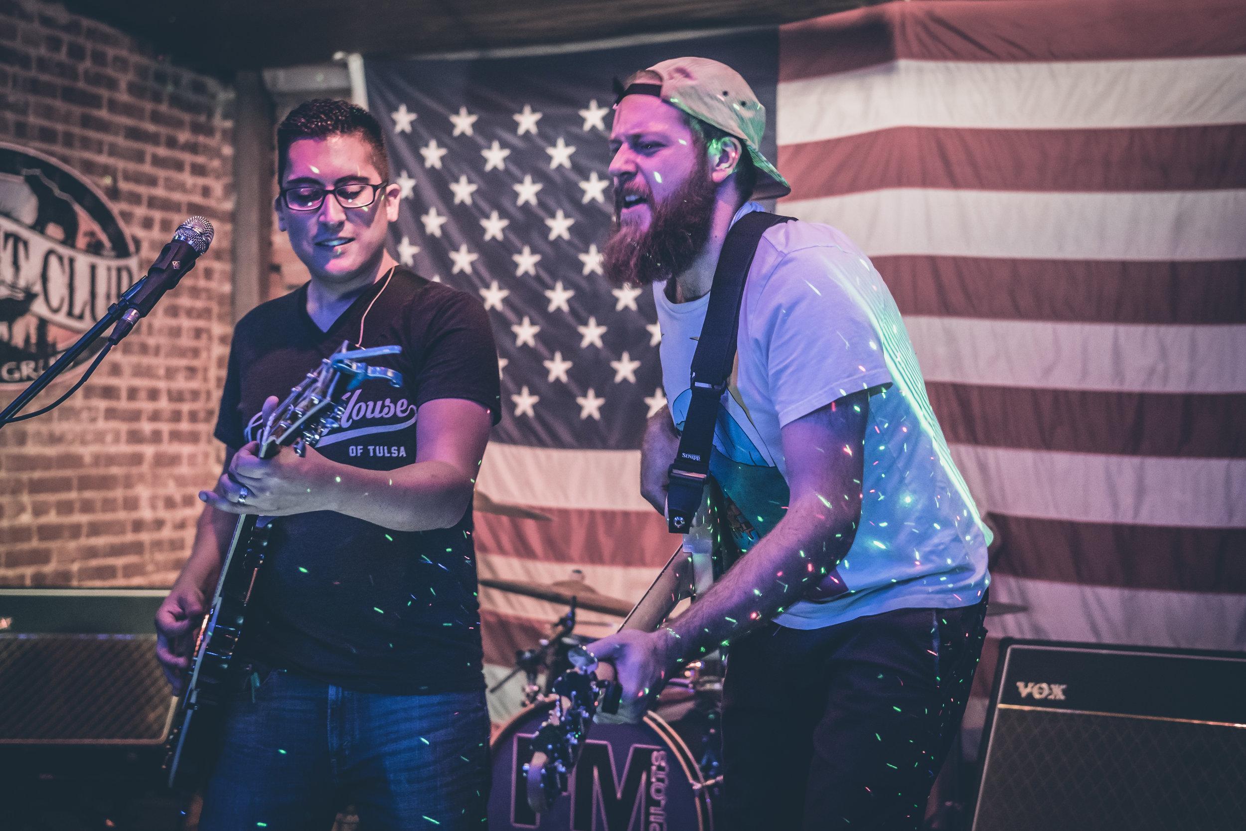 FM Pilots - Tulsa Rock Band - The Hunt Club Tulsa, OK 061016-3.jpg