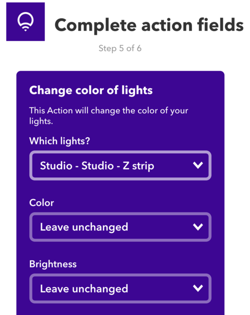 How To: Control your LIFX Lights from Twitch Chat using IFTTT
