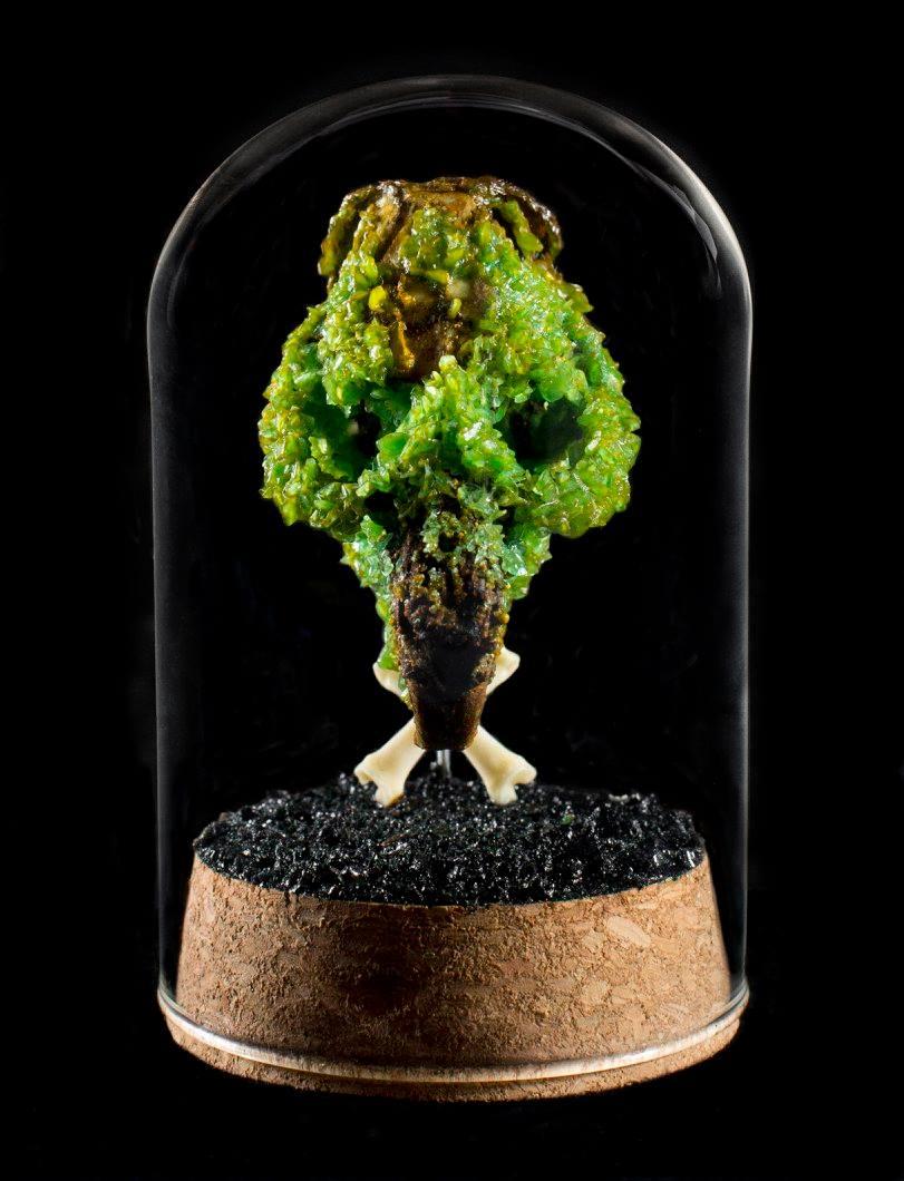 Moss Crystal Gopher