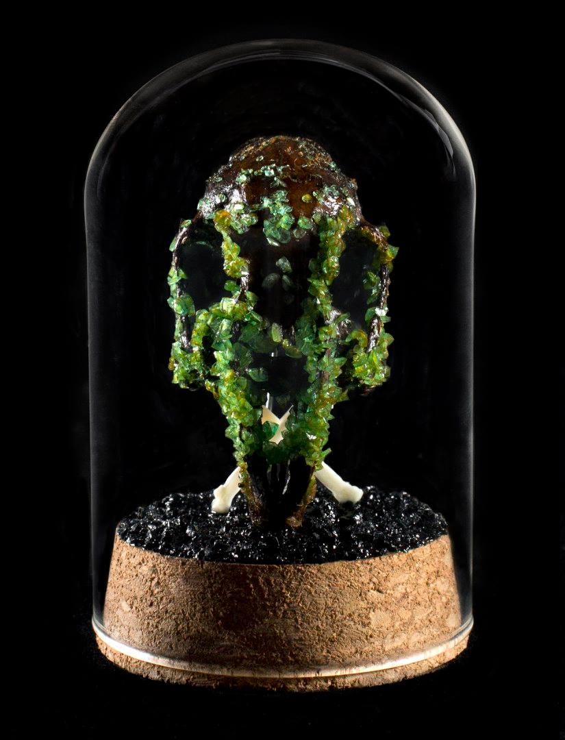 Lichen Crystal Rabbit