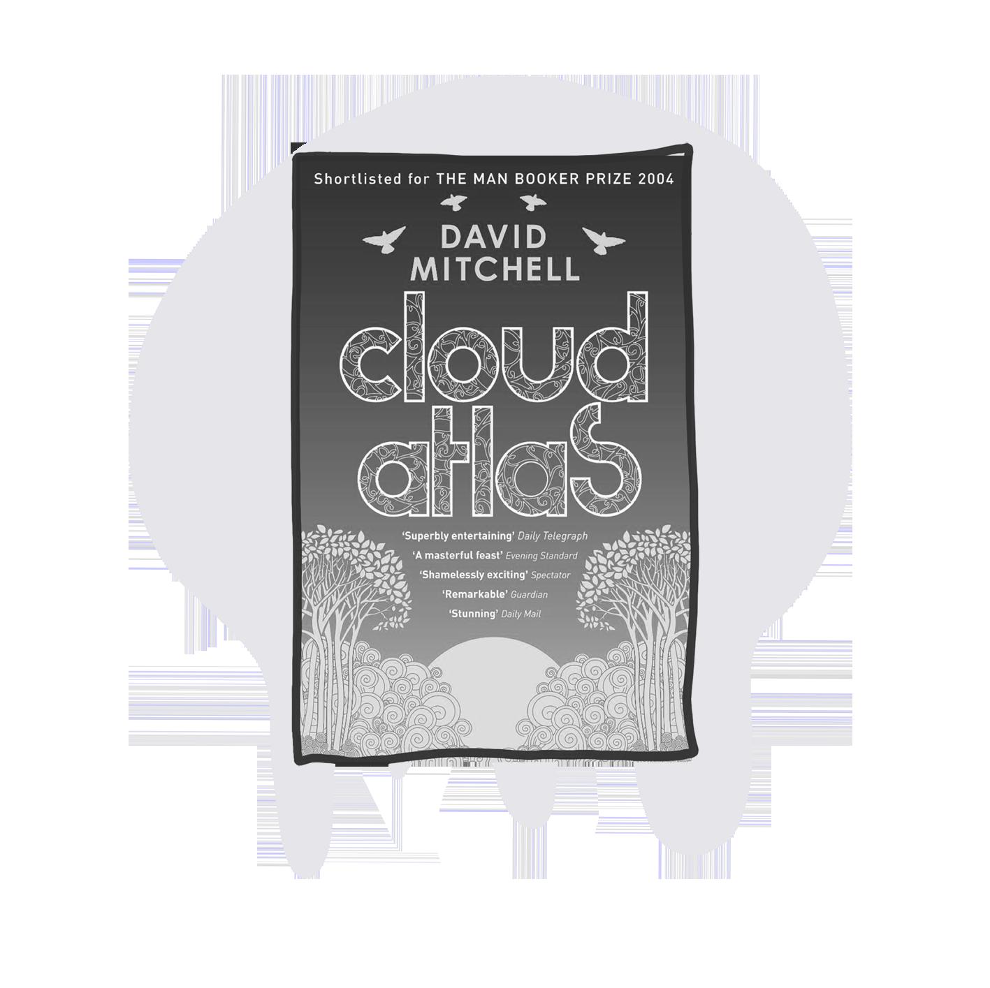 ReadinG - Cloud Atlas (again)