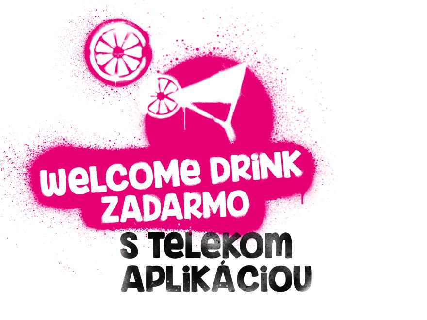 POHÁR PROSECCA ZADARMO VĎAKA TELEKOM APPKE - Toto leto na Magio pláži rozdáme 5 000 welcome drinkov zákazníkom Telekomu len za to, že používajú mobilnú aplikáciu Telekom.Stačí v appke nájsť záložku Magio pláž, ukázať čašníkovi QR kód, ktorý tam nájdete, a pohár prosecca zadarmo je váš.Počet drinkov je limitovaný, tak si príďte po ten svoj čím skôr.
