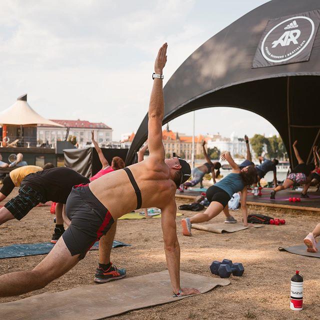 Magio pláž je ideálne miesto pre všetkých s aktívnym životným štýlom, pretože na plážových športoviskách budete páliť iba svoju vlastnú energiu ♻️☺️ #magioplaz2019