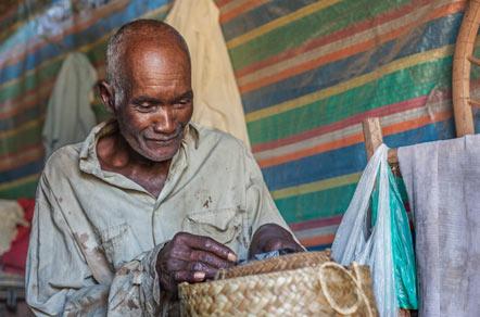 Rakota, a vanilla producer for Symrise in Madagascar.
