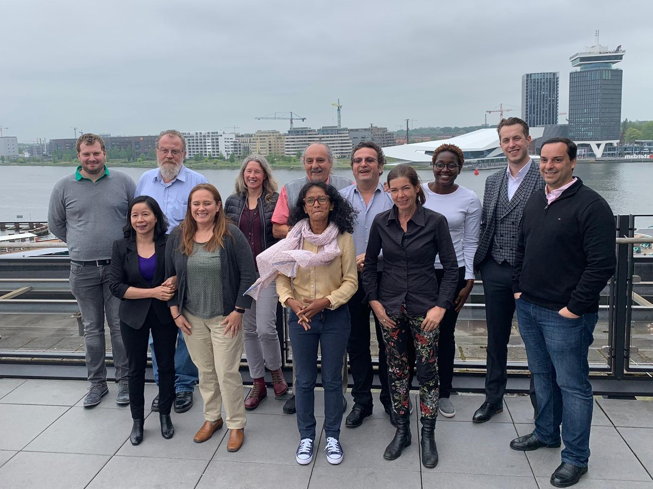 Standard and Assurance Committee meeting in Amsterdam, 29-30 April 2019
