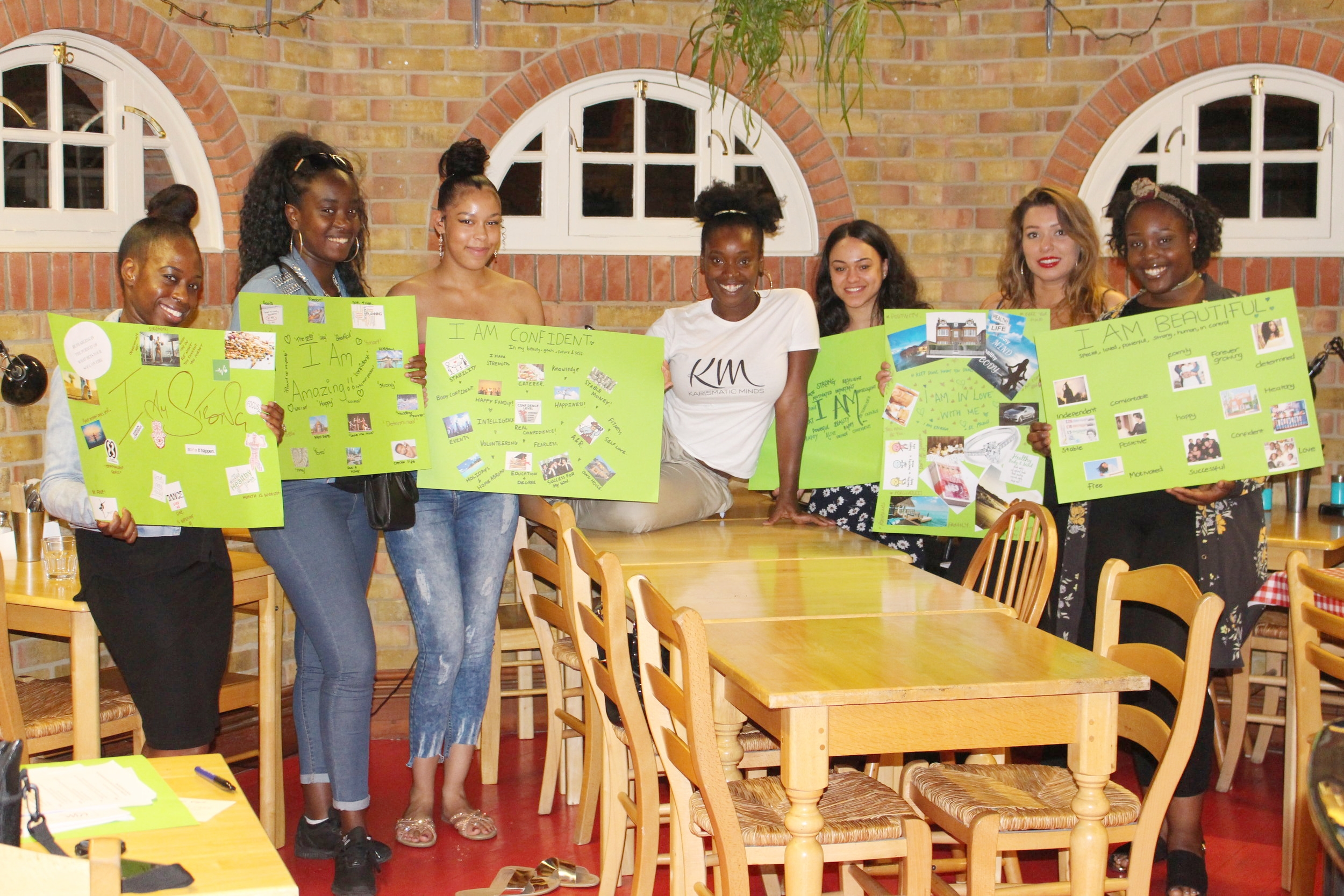 Vision Board Party by June 2017 @ Cafe Van Gogh