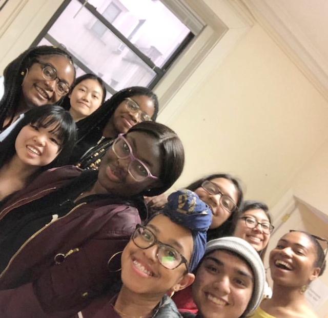 Sadie Nash Leadership Project - NYC 2018