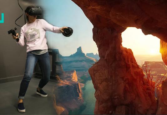 Espace VR - DEBOUT