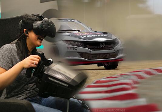 Simulateur VR - AU VOLANT