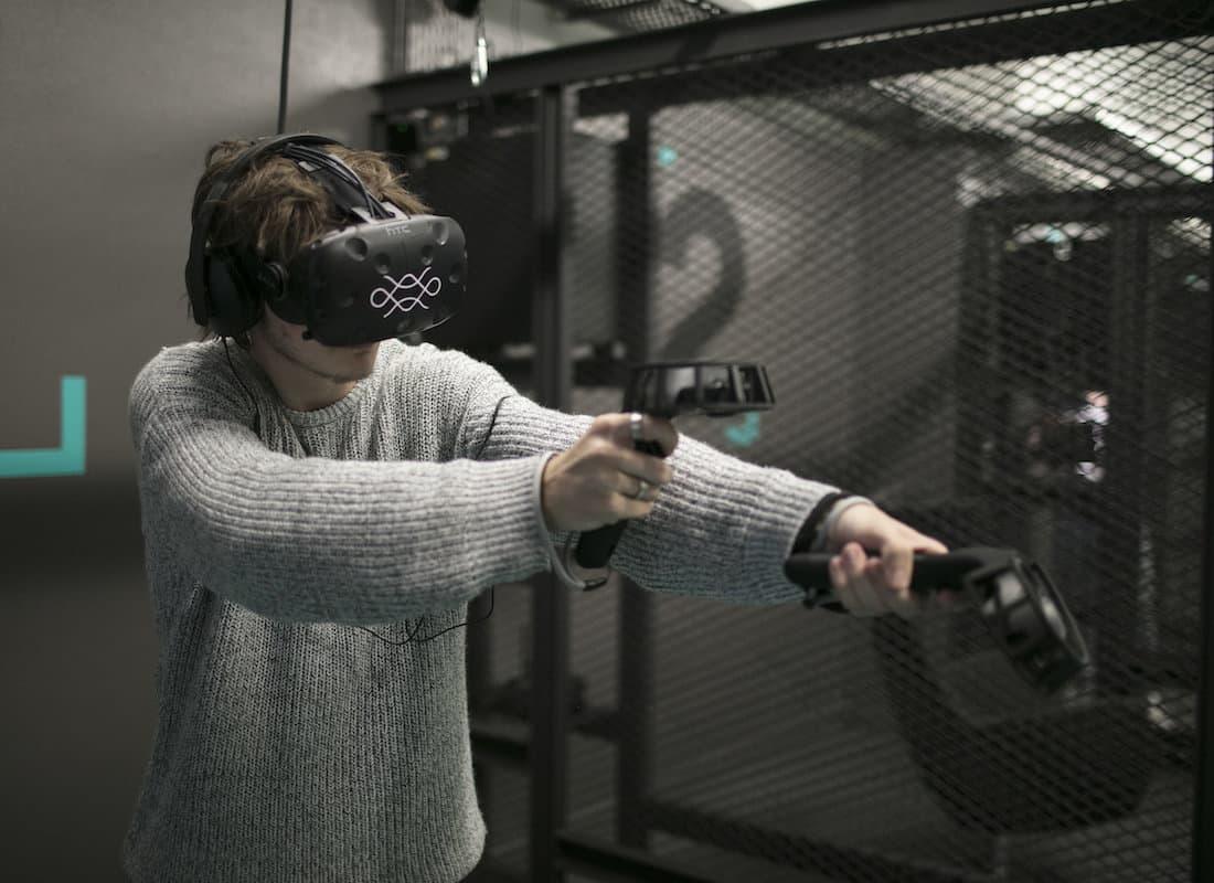 Faites découvrir la réalité virtuelle - Tout le monde en a entendu parler, très peu l'on expérimenté. Organiser un team building avec VirtualTime, c'est l'assurance de surprendre vos collaborateurs avec une expérience inoubliable
