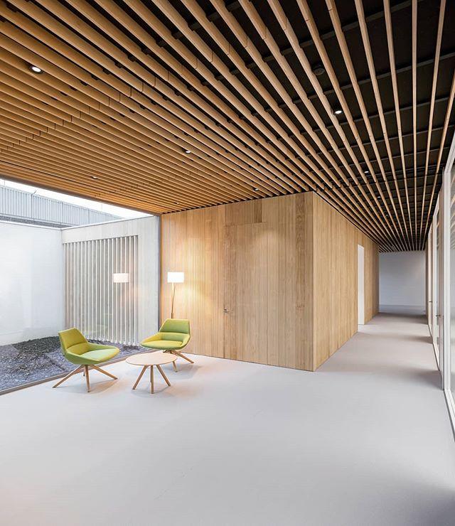 Finsa building (Santiago de Compostela) by MRM Arquitectos. #finsa #wood #building #santiagodecompostela #architecture #archidaily #architecturephotos #arquitectura #photo #mrmarquitectos #spain #galicia #retouch #miguelgoni #miguelgoniphotographer