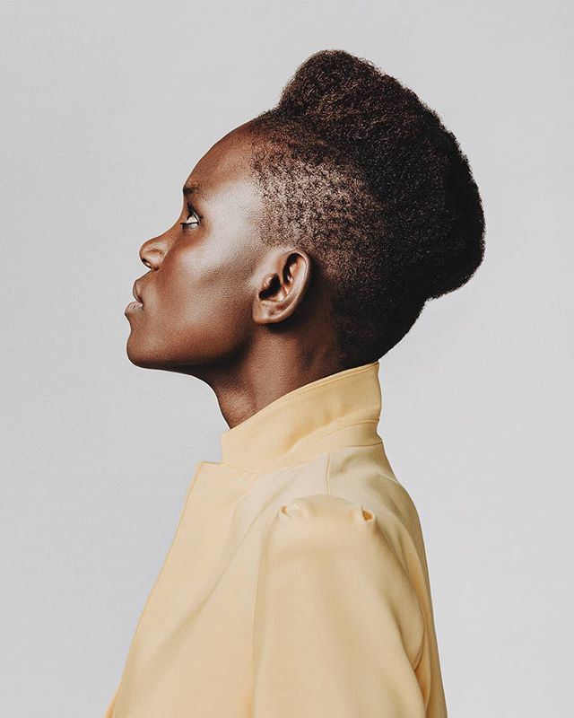 Ndoumbe. @mambadiack #fashion #fashionphotographer #fashionphotography #model #ndoumbe #yellow #white #moda #studio #photooftheday #picoftheday #photography #miguelgoni #miguelgoniphotographer #pamplona