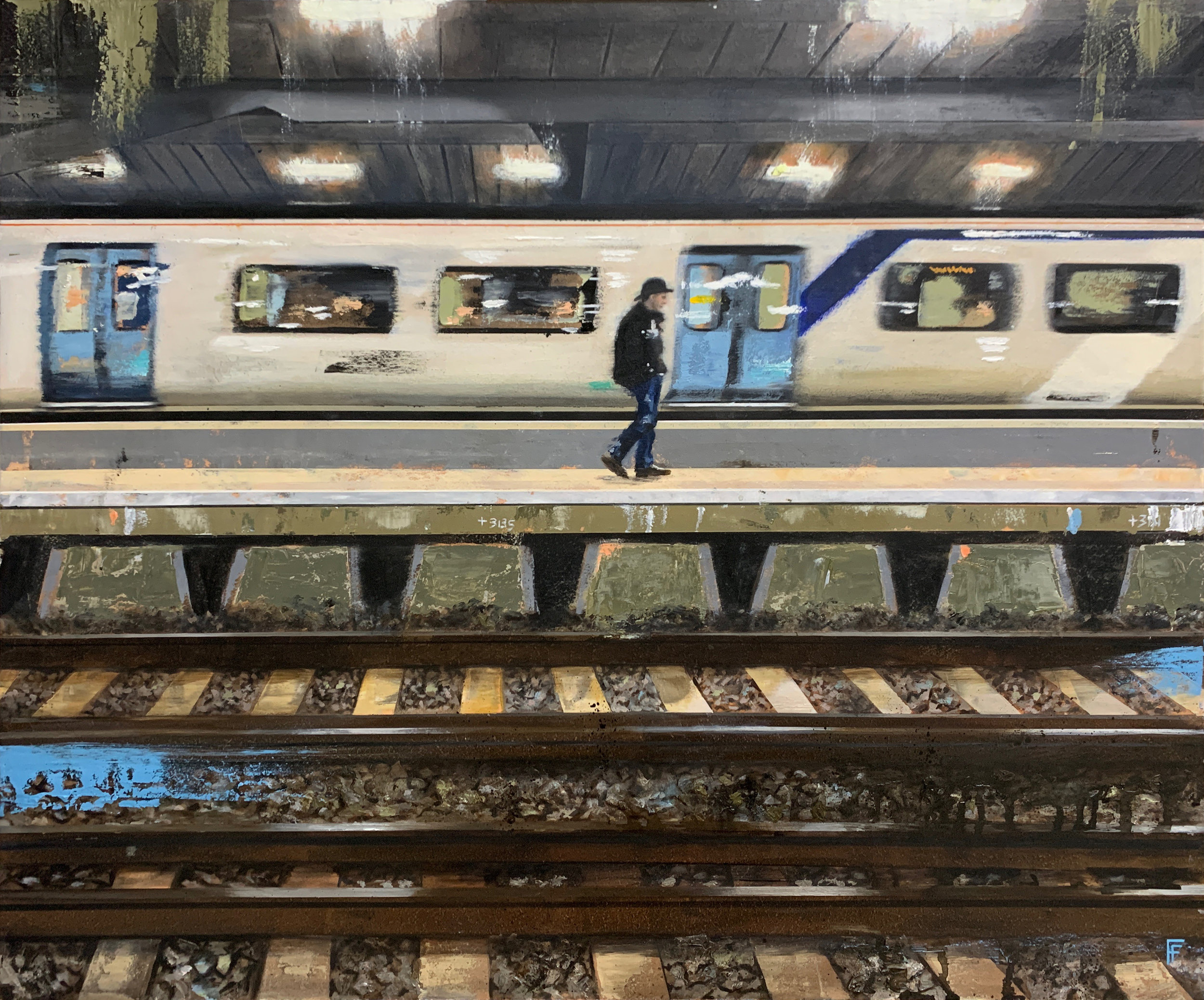 The Loneliness of the Long Distance Commuter