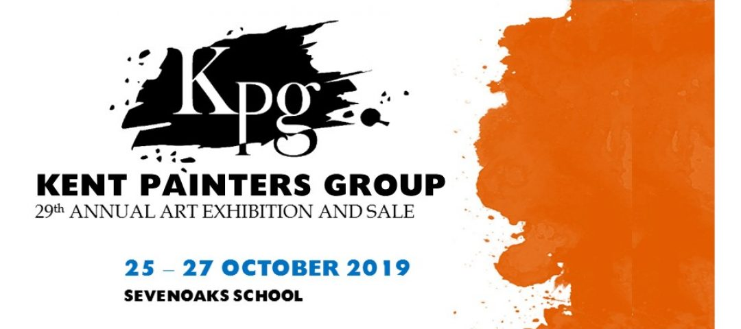Kent Painters 2019 - I will be exhibiting 16 paintings at this exhibition. The exhibition features a range of work from 63 acclaimed artists and sculptors using a wide range of media and techniques.25 - 27th October 2019https://kentpaintersgroup.co.uk/