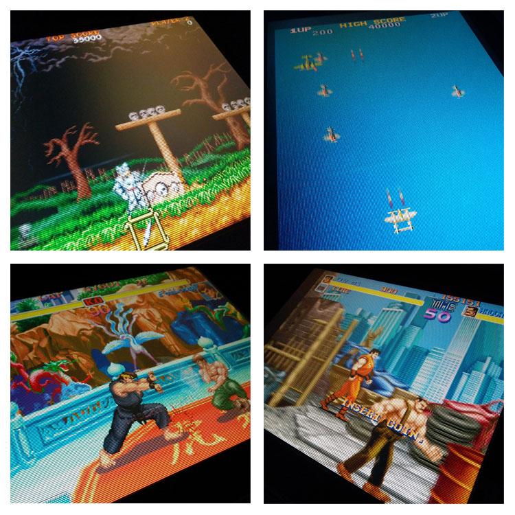 Capcom arcade games
