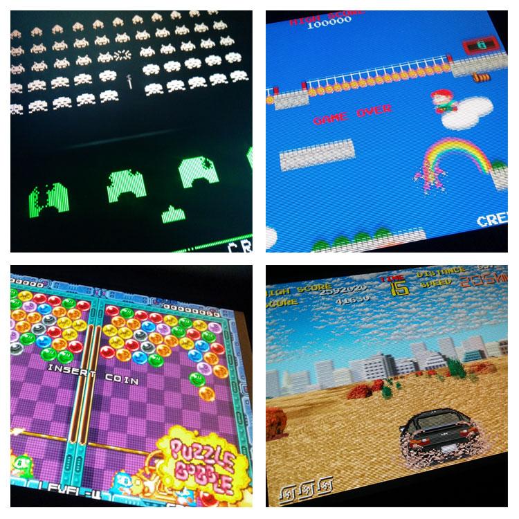 Taito arcade games