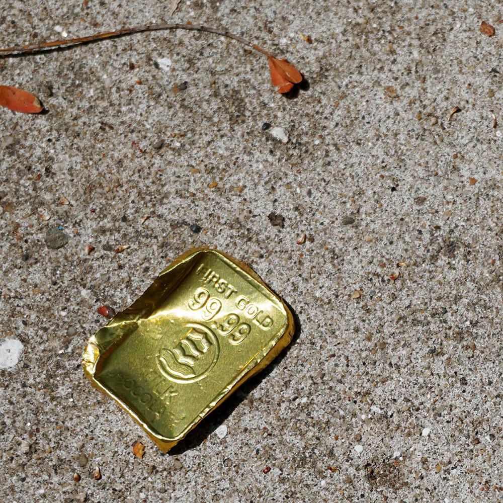 Found Gold