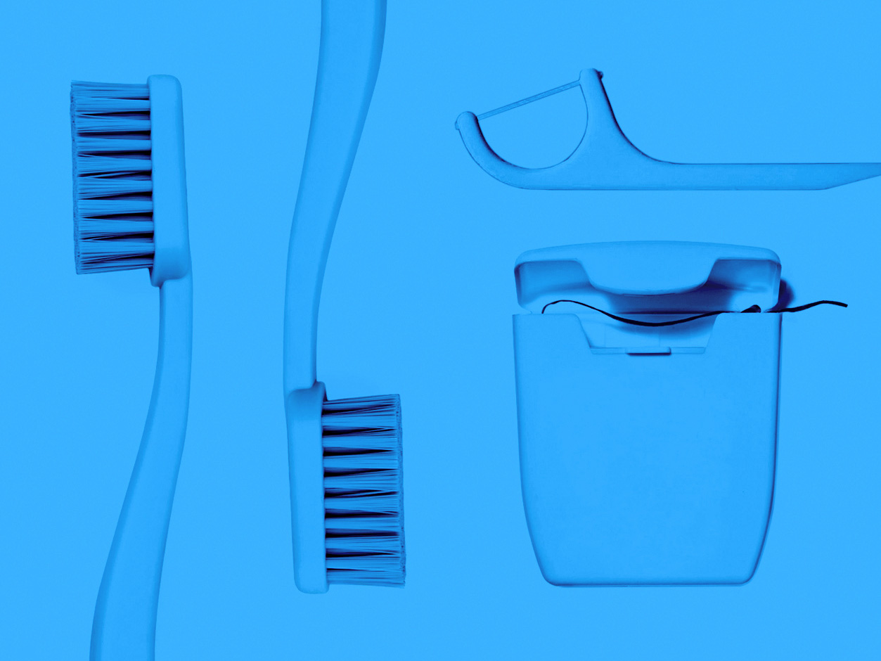 Photo Collage for Stångå Dental Clinic Website