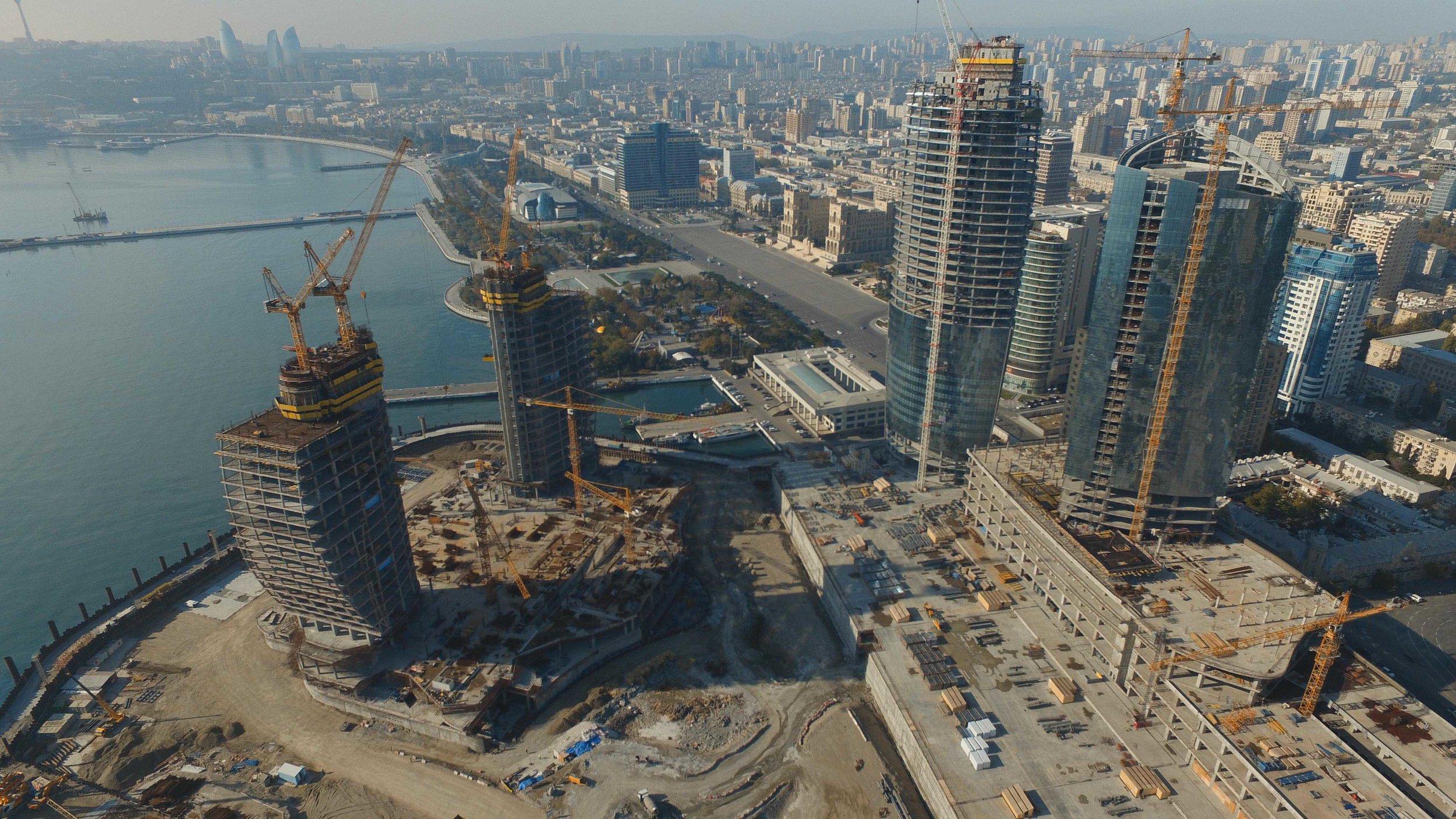 Crescent Development, Baku