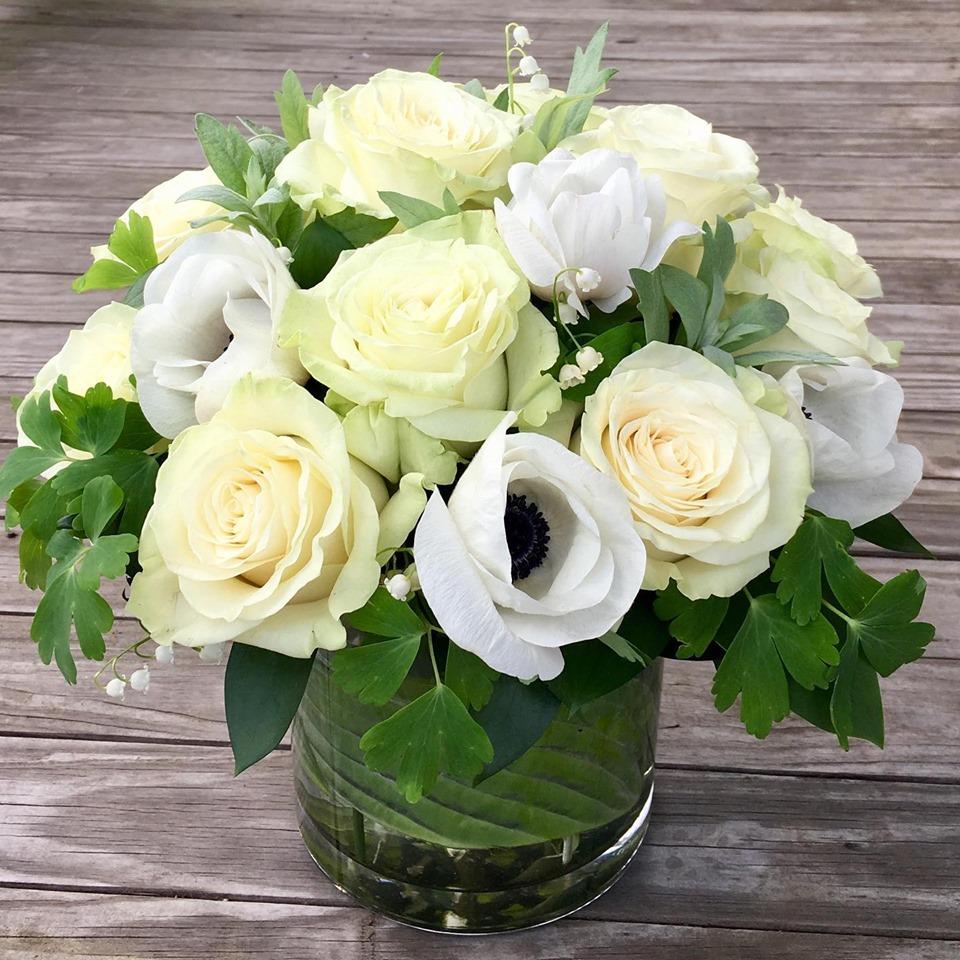 Sympathy - roses and Anemones.jpg