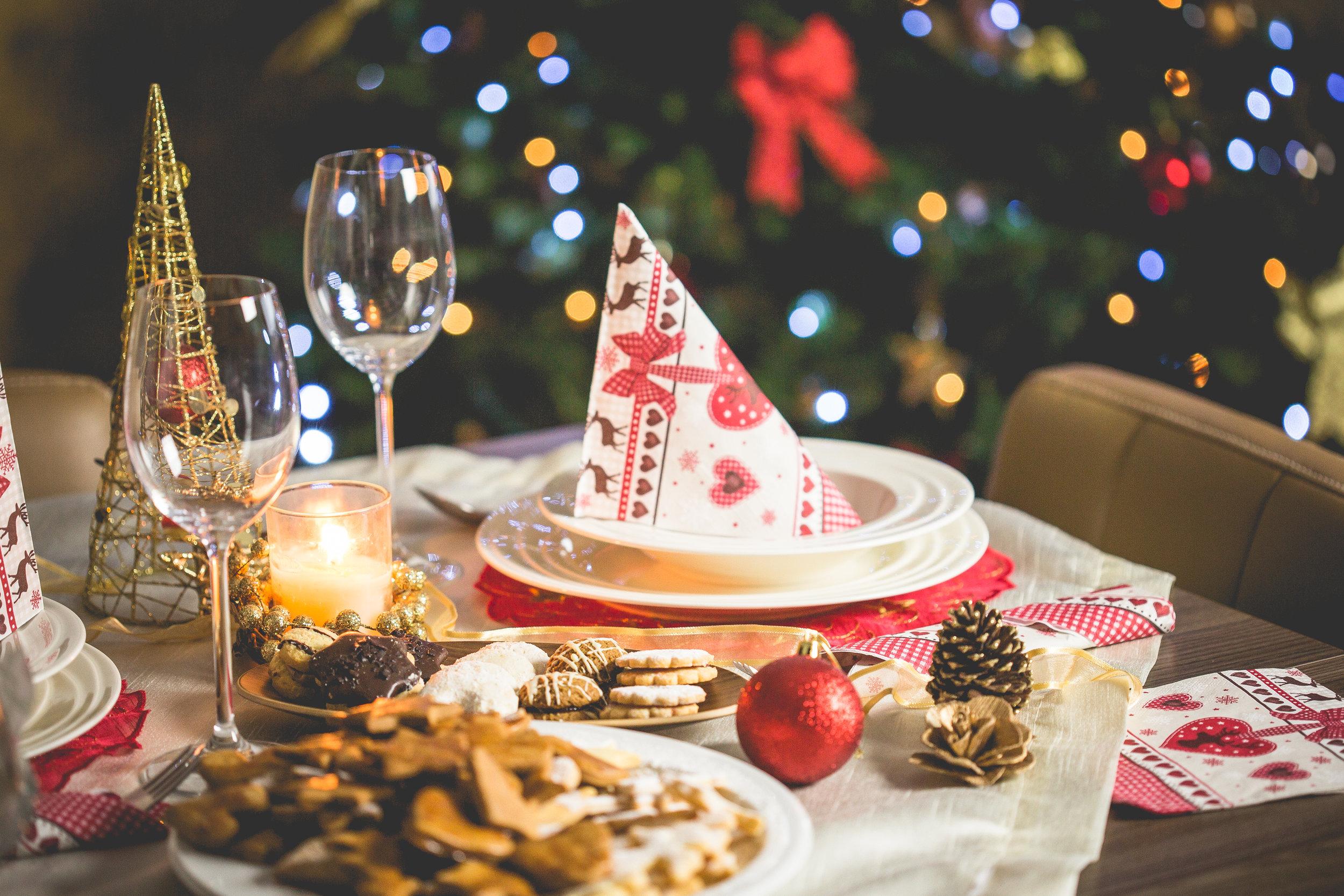 Christmas Dinner APL