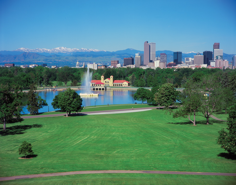 Photo:Ron Ruhoff , Visit Denver